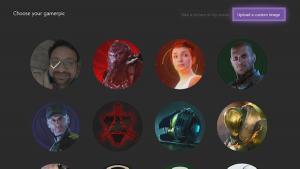 Nutzerbilder auf Xbox One anpassen